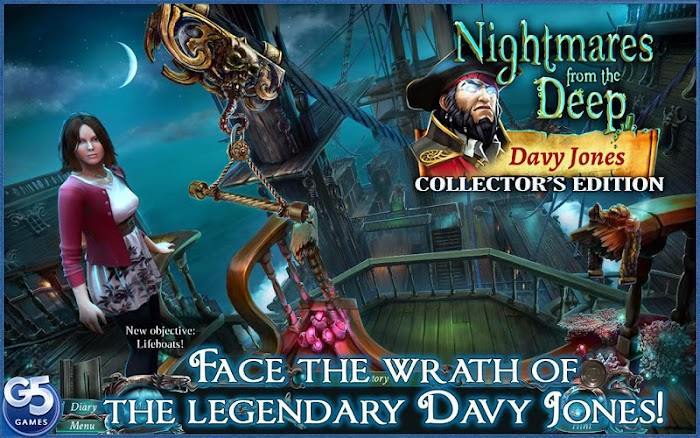 Nightmares: Davy Jones (Full)- screenshot