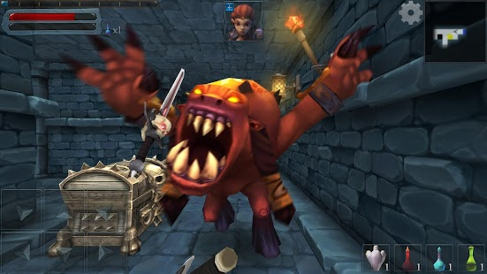Dungeon Hero RPG- screenshot thumbnail