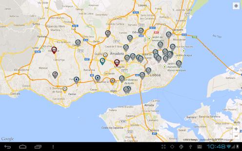 mapa radares lisboa Radares da Polícia   Aplicaciones de Android en Google Play mapa radares lisboa