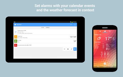 AlarmPad - Alarm Clock Free Screenshot 13