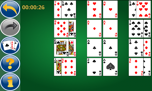 Card Game Kings Solitaire