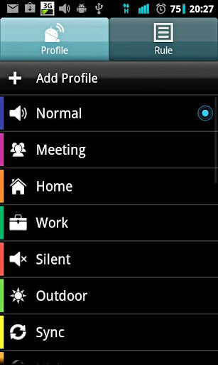 Profile Scheduler+ v2.1.5 APK