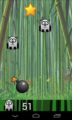 Save Panda Arcade Game