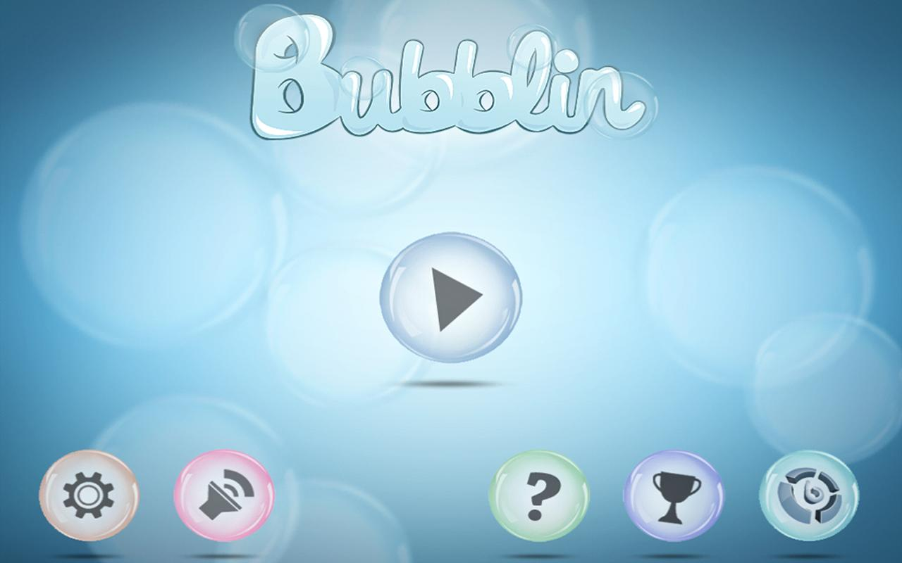 Bubblin- screenshot