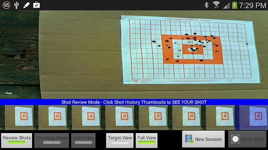 Bullseye Target Manager- screenshot thumbnail