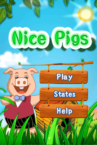 Nice Pigs Game By Click2charm