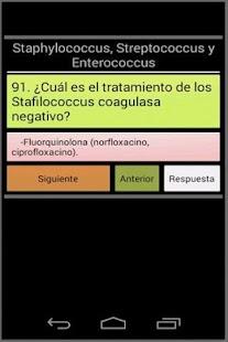 玩醫療App|Preguntas de Bacteriologia免費|APP試玩