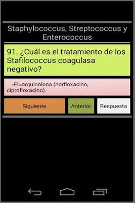 Preguntas de Bacteriologia - screenshot