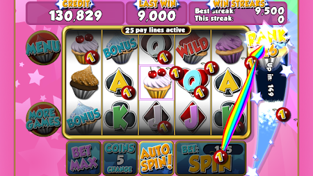 Cupcake Frenzy Slots 1.0.6 screenshot 89661