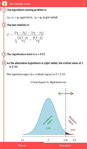 【免費教育App】Hypothesis Testing - I [lite]-APP點子