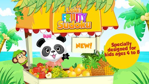 Lola's Fruity Sudoku FREE