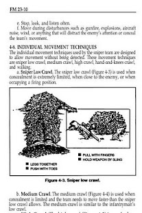 US Army Sniper Training Manual