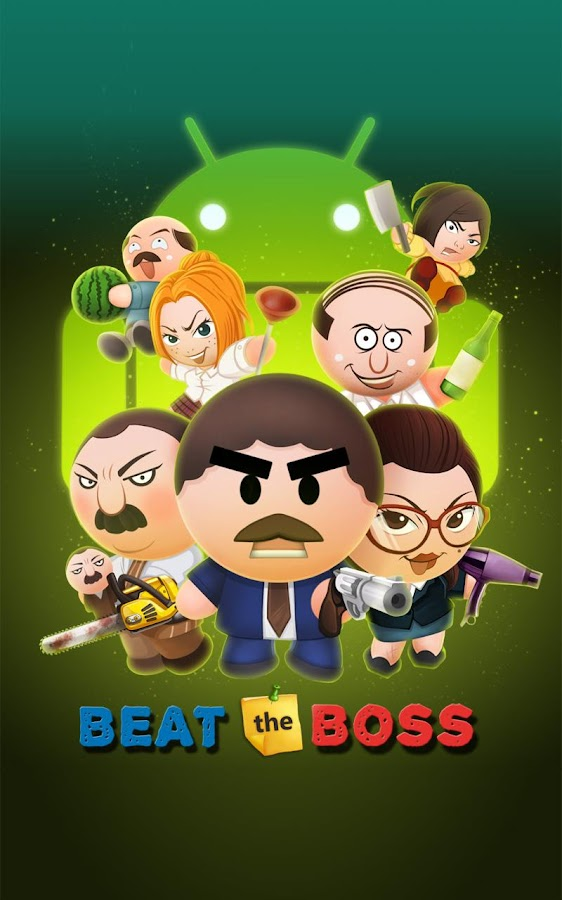 Beat the Boss - screenshot