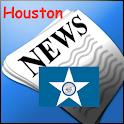 Houston News : Texas Newspaper icon