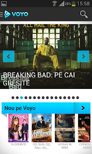 VOYO.ro- screenshot thumbnail
