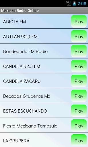 墨西哥電台在線