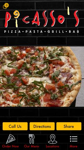 Picassos Pizza Pasta