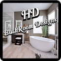 HD BathRoom Designs Free icon