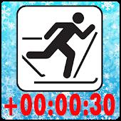 Лыжный таймер