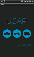 Screenshot of uCar