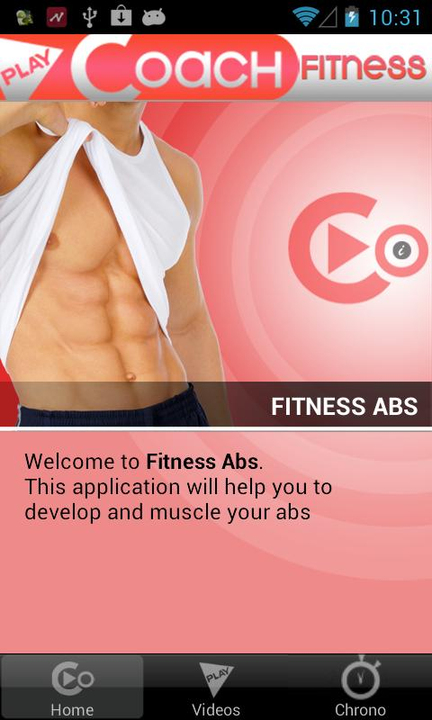 PlayCoach™ Rock Hard Abs - screenshot