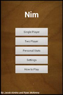 Nim's Game