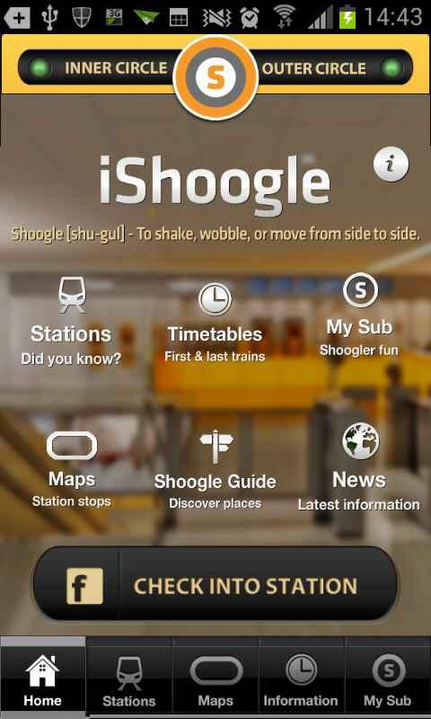 iShoogle- screenshot