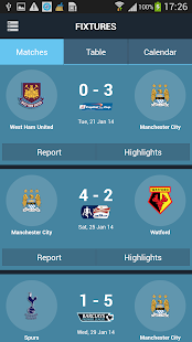 CityApp - Manchester City FC - screenshot thumbnail