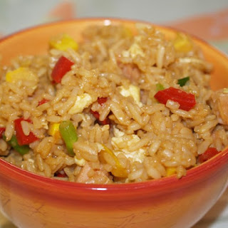 Summer Vegetable Fried Rice