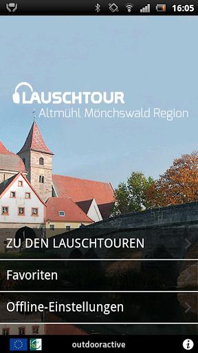 Altmühl-Mönchswald-Lauschtour