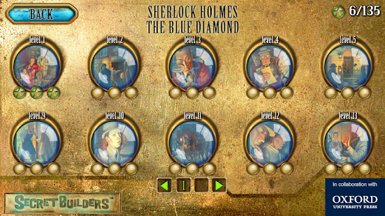 Hidden Object FREE: Sherlock- screenshot thumbnail