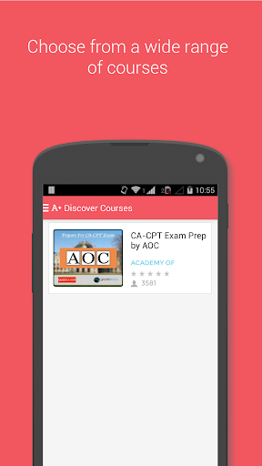 CA CPT Exam Prep by AOC