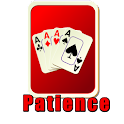 Patience card game icon