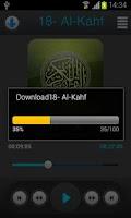 Screenshot of Holy Quran - Ali Jaber