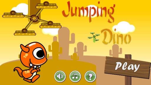 Jumping Dino Kids