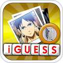 Guess Anime Attack on Titan icon