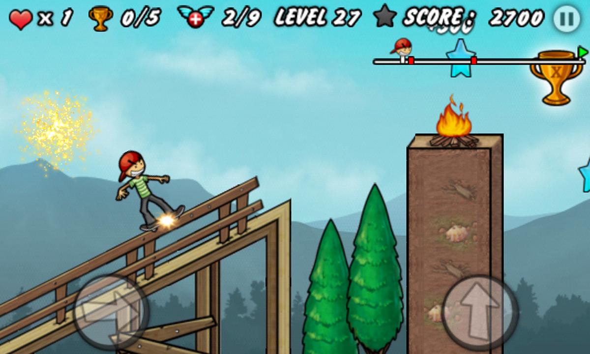 Skater Boy- screenshot