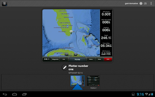 Garmin Helm™- screenshot thumbnail