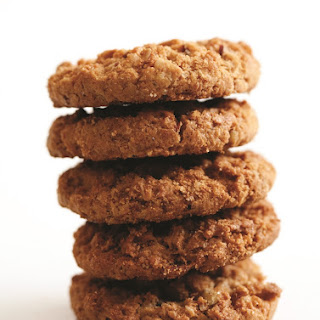 Gluten-Free Peanut Butter Dark Chocolate Cookies
