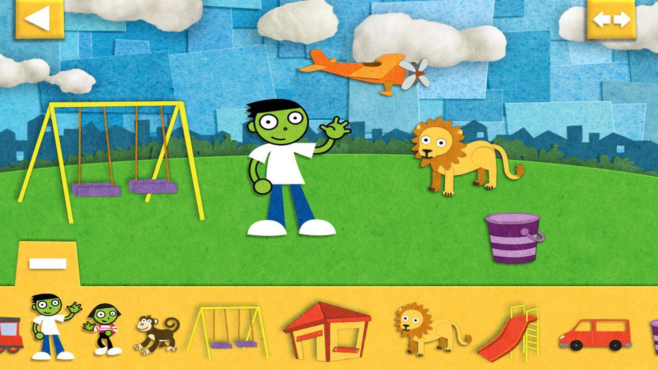PBS Parents Play & Learn - screenshot