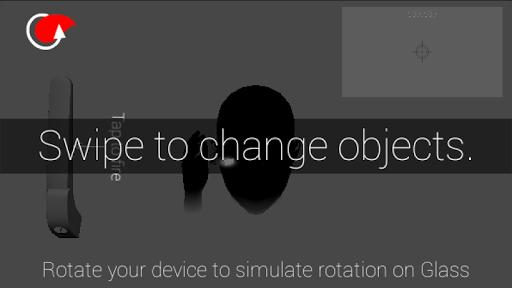 gyroFIRE TryOut - Google Glass
