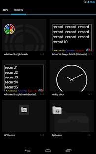 Advanced Google Search - screenshot thumbnail