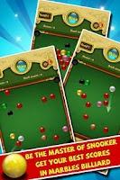 Screenshot of Marbles Go - Childhood Game