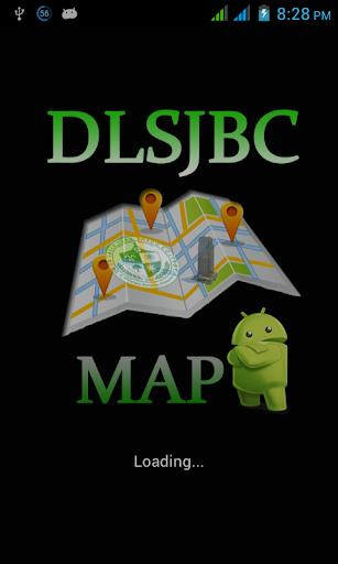 DLSJBC Campus Map
