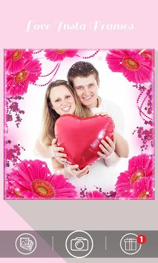 Love Insta Frames