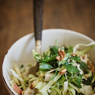Vietnamese Chopped Cabbage Salad Recipe