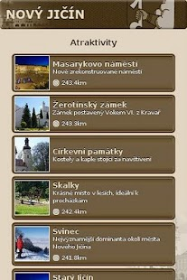 The City of Nový Jičín- screenshot thumbnail