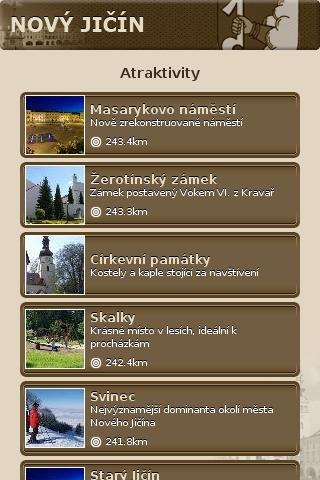The City of Nový Jičín- screenshot