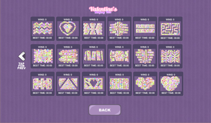 Valentine's Mahjong Tiles APK screenshot thumbnail 4