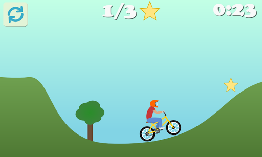BMX Racing - Hill Climb